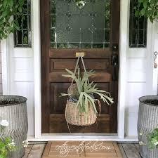 Front Door Decor Ideas Summer Front Door Decor Ideas Cottage In The Oaks