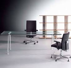 glass desks for office. levira glass desk desks for office s