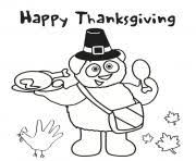 Small Picture peanuts thanksgiving day snoopy Coloring pages Printable