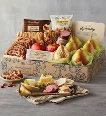 sympathy gift box deluxe