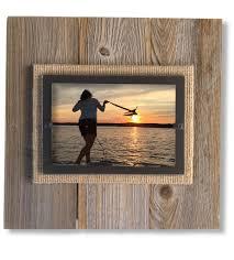 barn wood picture frames. Reclaimed Wood Photo Frame, Black Border (11 X 11) Barn Picture Frames