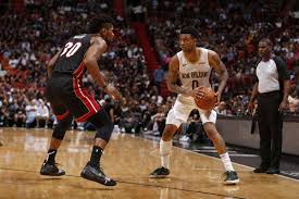 Depth Chart Miami Heat New Orleans Pelicans Show Good Fight Early But Lose 109 94