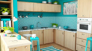 kitchen magnificent white blue checd kitchen wallpaper matches with the floormat stools also painting ornaments