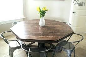 diy extendable dining table round dining table round table with trusses glass dining table base ideas