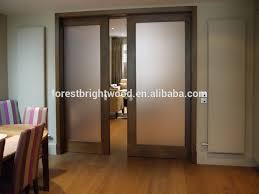 superb sliding wall panels decorative partition wall double sliding glass door panels