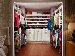 Creative Closet Solutions Shoe Storage Ideas Hgtv Storage Ideas And Bedrooms