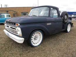 Mercury M100 Rat Rod (1966) Mercury M100 Farm Truck (rat Rod): Used ...