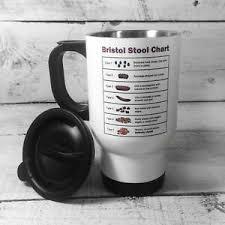 Chart Holder Flask Details About New Bristol Stool Chart Thermal Travel Mug Flask Gift Present Hca Nurse Carer