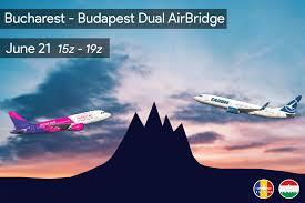 21 Jun 15z 19z Ro Hu Bucharest Budapest Dual