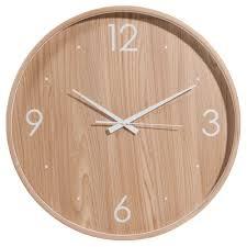 Horloge En Bois D 53 Cm Brovick Projet Extension Pinterest