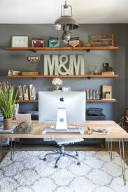 Industrial home office Office Furniture Snag This Look Industrial Home Office With Soft Twist Learn How To Create Mommy Thrives Snag This Look Industrial Home Office Mommy Thrives