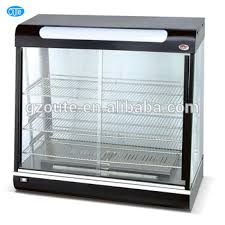 Hot Food Display Stands Cool 32 Oute Hot Sale Factory Price Curved Glass Kfc Food Display