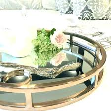 gold coffee table tray mirrored tray for coffee table coffee table tray image of coffee tables round decorative tray coffee