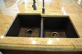 kitchen sinks for granite countertops. Granite Composite Kitchen Sinks For Countertops