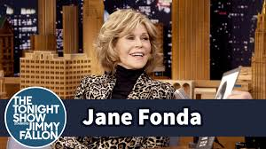 jane fonda took the coolest mug shot ever  youtube