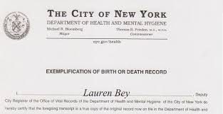 Letter Of Exemplification Do You Need It To Get A New York Apostille