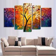 flower hand painted modern abstract oil painting canvas wall art picture home decor poster  on cheap wall art canvas sets with 25 must try rustic wall decor ideas featuring the most amazing