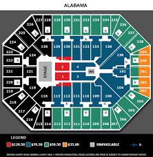 44 Particular Wells Fargo Seating Chart Elton John