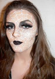 spider web makeup by mirandajory more