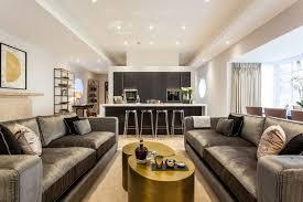 Claude Hooper Interiors Show Apartments - Show homes interiors