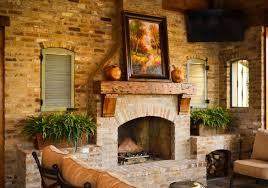 mantel ideas for a warm cozy fireplace