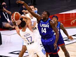 Team USA Basketball finds spark, downs ...