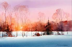 learn how to paint landscapes in watercolor with this free pdf at artistsnetwork com