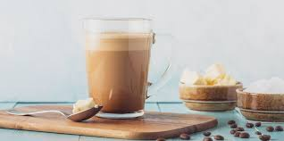 A bulletproof coffee has an unusual recipe that requires you to buy three separate products. Bulletproof Coffee For Health According To A Nutritionist Adding Butter To Coffee