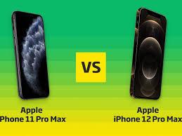 iPhone 12 Pro Max vs. iPhone 11 Pro Max: Der Vergleich ⊂·⊃ CURVED.de