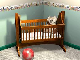 Need a little help with a baby cradle by Shopsmithtom