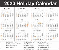 Printable Calendars 2020 With Holidays Calendar April 2019 2020 With Holidays Free Blank Printable