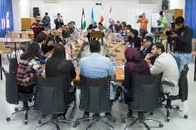 unrwa and the ambassador of japan honour palestinian graduates and inaugurate round table discussions with representatives of the palestinian and lebanese