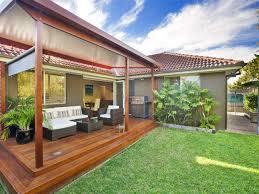 backyard ideas with decking