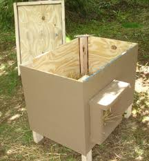 plywood dog house plans design