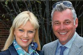 Alison Campbell and Darren Clarke. STUNNING: Alison thought she was a country bumpkin when she competed in Miss UK, but the judges didn't agree and she ... - app-alison-campbell2