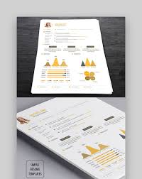 25 Simple Cv Resume Templates Easy To Customize Edit Quickly