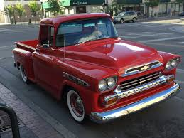 History - When did Chevy start using
