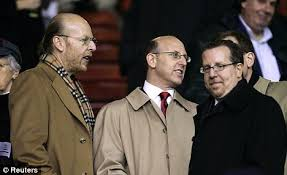 Mercenary wasters are not for Manchester United, say Glazers   Daily Mail  Online