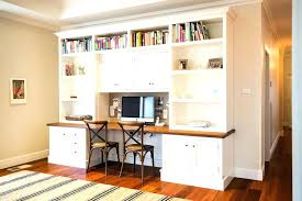 diy built in office cabinets built in desk and shelves diy built in office cabinets