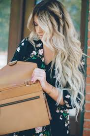 Long Curly Hair With A Twisted