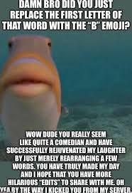 My first stfu meme : stfuretard