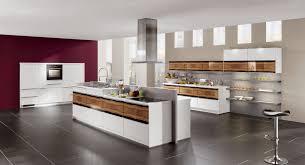 Kochinsel Küche Hochglanz Weiß Norina 9555