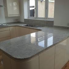 furniture kashmir white granite combined with wood