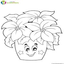 Kleurplaten Natuur Bloemen Kleurplaat Vor Kinderen 2019