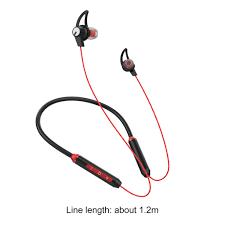 Tai Nghe Bluetooth Thể Thao Raperils Âm Thanh Sống Động Có Micro Màu Sắc  Trơn Cho Văn Phòng