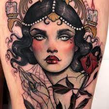 Mystics and Muses: Interview with Tattoo Artist Hannah Flowers | Tattoodo