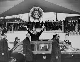 The Strange Spectacle Of Richard Nixons 1969 Inauguration Time
