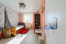 a lick of paint children s room with fun paint and wall paper