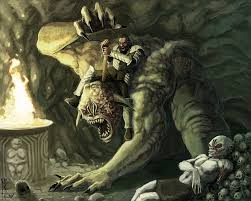 beowulf grendel s mother grendel s mother illustration ancient places and or civilizations awesome radio narrated stories
