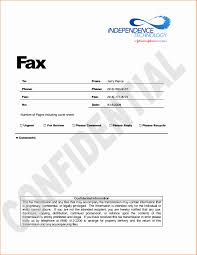 20 Simple Fax Cover Sheet Template | Melvillehighschool